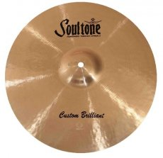 Soultone crash cymbal