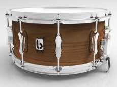 British drum Co. the big softy snare drum