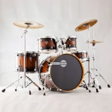 Dixon Fuse profile maple drum set + hardware