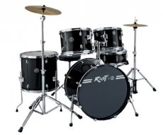 Dixon Riot drum kit beginner