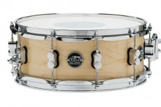 "DW drums performance lacquer maple snare drum 14""x5,5"""