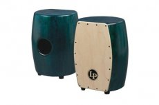 LP matador stave quinto cajon green with natural front
