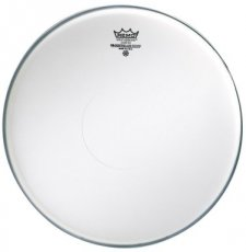 "14"" Remo weatherking coated CS clear dot"