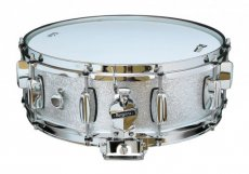 Rogers dyna-sonic snare drum 14x5 32SS Silver sparkle  B&B