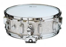 Rogers dyna-sonic snare drum 14x5 32WMP  B&B