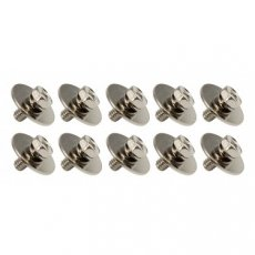 Screws for wooden shell M4 09mm (10x)