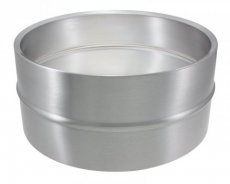 Seamless Aluminum snare drum shell 14x6,5