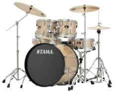 Tama Imperialstar IP50H6N 5pc drum kit + cymbals